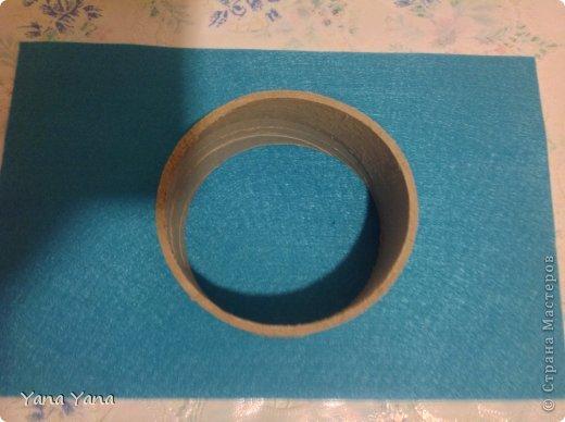 Мастер-класс Цумами Канзаши мастер-класс шкатулки канзаши Картон Ткань фото 4