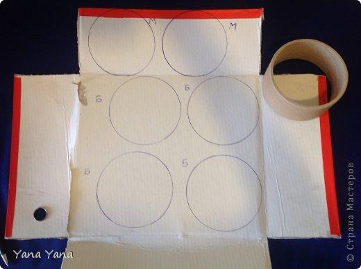 Мастер-класс Цумами Канзаши мастер-класс шкатулки канзаши Картон Ткань фото 5