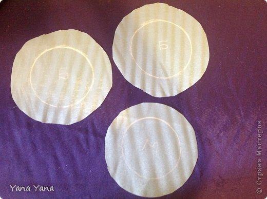 Мастер-класс Цумами Канзаши мастер-класс шкатулки канзаши Картон Ткань фото 9