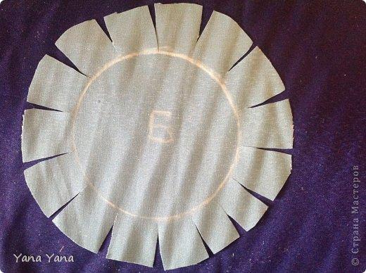 Мастер-класс Цумами Канзаши мастер-класс шкатулки канзаши Картон Ткань фото 10