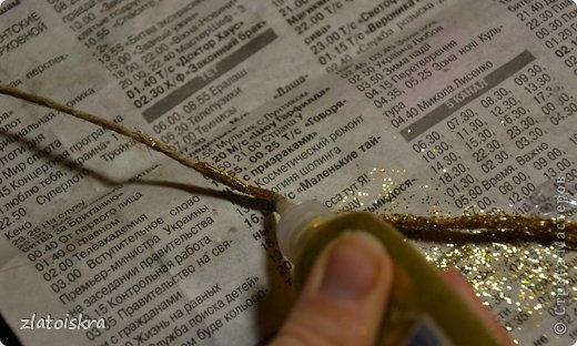 Мастер-класс Поделка изделие Новый год Рождество Моделирование конструирование Шишка из яичных лотков МК Материал бросовый фото 20