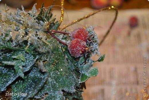 Мастер-класс Поделка изделие Новый год Рождество Моделирование конструирование Шишка из яичных лотков МК Материал бросовый фото 36