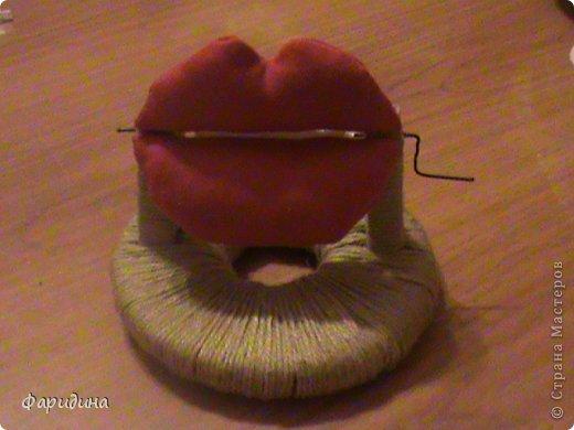 Мастер-класс Моделирование конструирование Губозакаточная машинка Картон гофрированный Клей Нитки Ткань фото 29