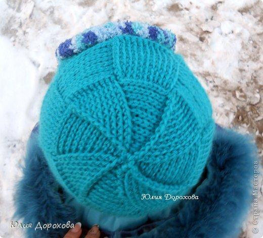 Гардероб Вязание Вязание крючком Шапка-ушанка для мальчишки Пряжа фото 3
