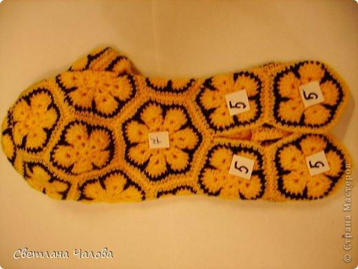 Мастер-класс Вязание крючком МК Жирафик по имени Ирис в технике африканский цветок  Пряжа фото 32