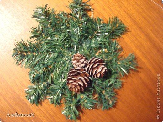 Декор предметов Мастер-класс Поделка изделие Новый год Декупаж Шитьё Новый год к нам мчится вот и мне не спится   фото 8