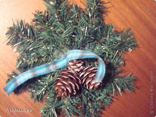 Декор предметов Мастер-класс Поделка изделие Новый год Декупаж Шитьё Новый год к нам мчится вот и мне не спится   фото 17