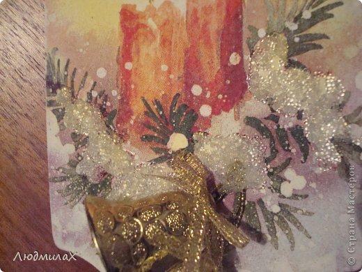Декор предметов Мастер-класс Поделка изделие Новый год Декупаж Шитьё Новый год к нам мчится вот и мне не спится   фото 25