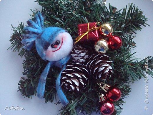Декор предметов Мастер-класс Поделка изделие Новый год Декупаж Шитьё Новый год к нам мчится вот и мне не спится   фото 2