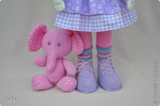 Девочка со слоном фото 4