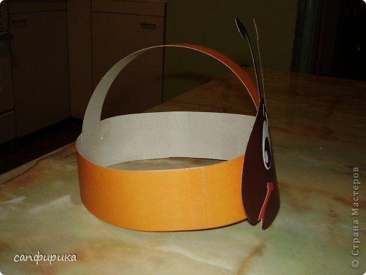 Как из картона сделать маску муравья