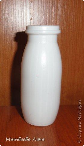 Мастер-класс Аппликация из пластилина + обратная Туземец Бутылки пластиковые Пластилин фото 2