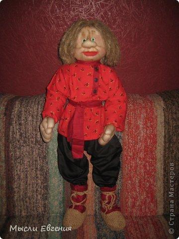 кукла.. Домовой...