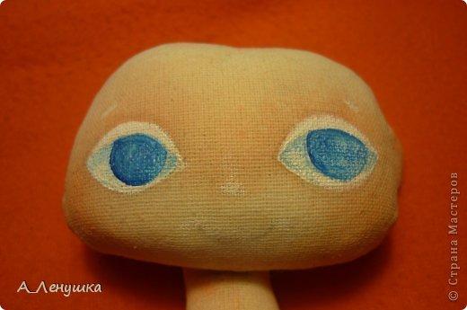 Куклы Мастер-класс Рисование и живопись Как нарисовать глаза текстильной кукле или особенности росписи акриловыми красками Краска фото 5
