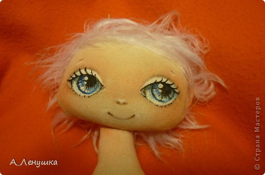 Мастер-класс Рисование и живопись Как нарисовать глаза текстильной кукле или особенности росписи акриловыми красками Краска фото 1