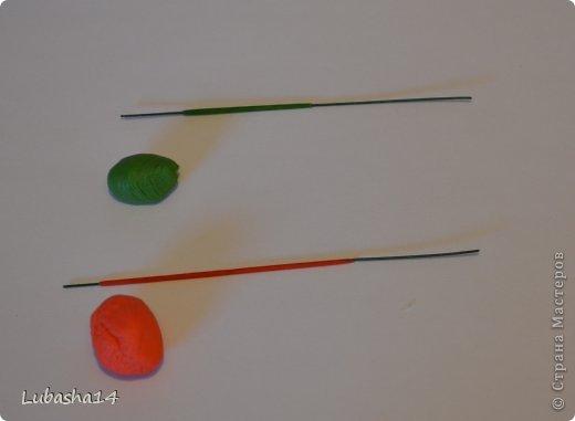 Мастер-класс Флористика Новый год Лепка Рождественский цветок пуансетия из холодного фарфора Фарфор холодный фото 7