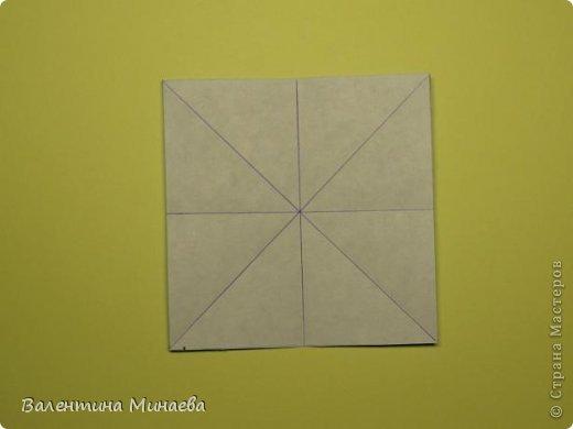 Name: Curly tulip Designer: Valentina Minayeva Parts: 30 Paper: 10,0 x 10,0  10,0 with glue AND... фото 9