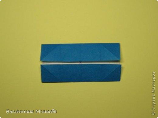 Name: Curly tulip Designer: Valentina Minayeva Parts: 30 Paper: 10,0 x 10,0  10,0 with glue AND... фото 11