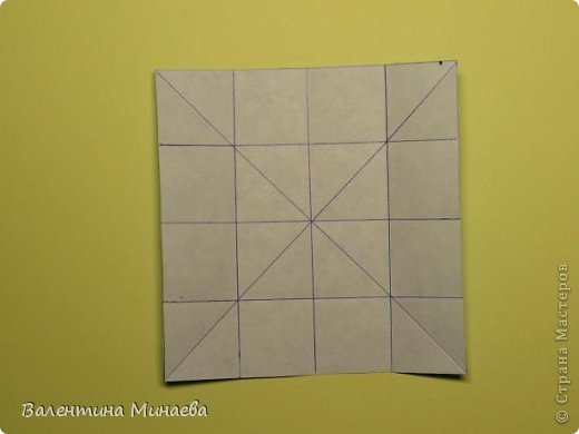 Name: Curly tulip Designer: Valentina Minayeva Parts: 30 Paper: 10,0 x 10,0  10,0 with glue AND... фото 12
