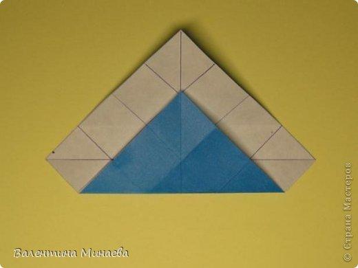 Name: Curly tulip Designer: Valentina Minayeva Parts: 30 Paper: 10,0 x 10,0  10,0 with glue AND... фото 13