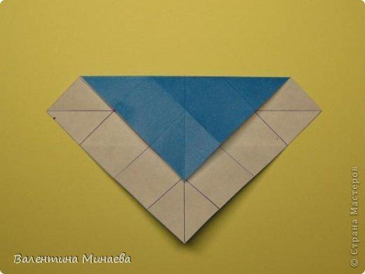 Name: Curly tulip Designer: Valentina Minayeva Parts: 30 Paper: 10,0 x 10,0  10,0 with glue AND... фото 14