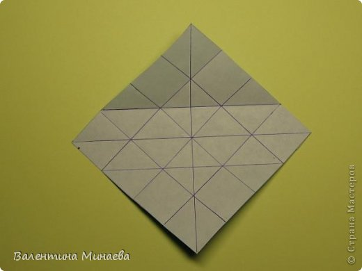 Name: Curly tulip Designer: Valentina Minayeva Parts: 30 Paper: 10,0 x 10,0  10,0 with glue AND... фото 15