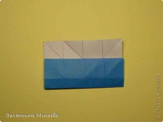 Name: Curly tulip Designer: Valentina Minayeva Parts: 30 Paper: 10,0 x 10,0  10,0 with glue AND... фото 16