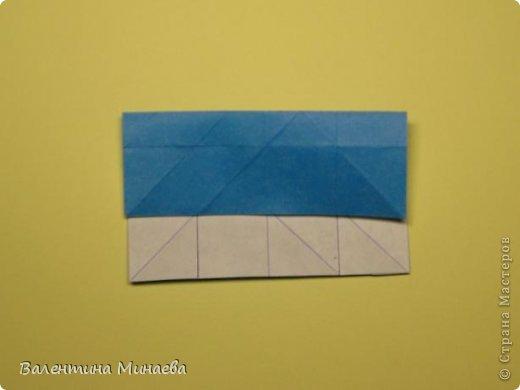 Name: Curly tulip Designer: Valentina Minayeva Parts: 30 Paper: 10,0 x 10,0  10,0 with glue AND... фото 17