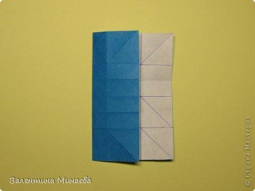 Name: Curly tulip Designer: Valentina Minayeva Parts: 30 Paper: 10,0 x 10,0  10,0 with glue AND... фото 18