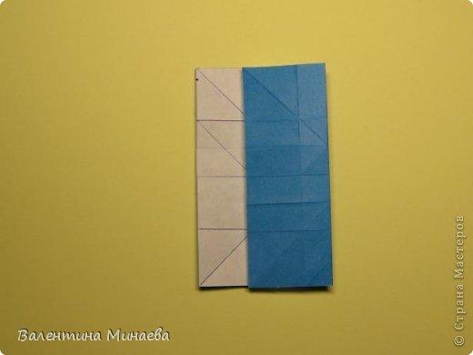 Name: Curly tulip Designer: Valentina Minayeva Parts: 30 Paper: 10,0 x 10,0  10,0 with glue AND... фото 19