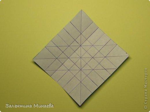 Name: Curly tulip Designer: Valentina Minayeva Parts: 30 Paper: 10,0 x 10,0  10,0 with glue AND... фото 20