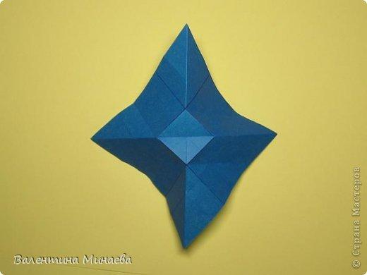 Name: Curly tulip Designer: Valentina Minayeva Parts: 30 Paper: 10,0 x 10,0  10,0 with glue AND... фото 22