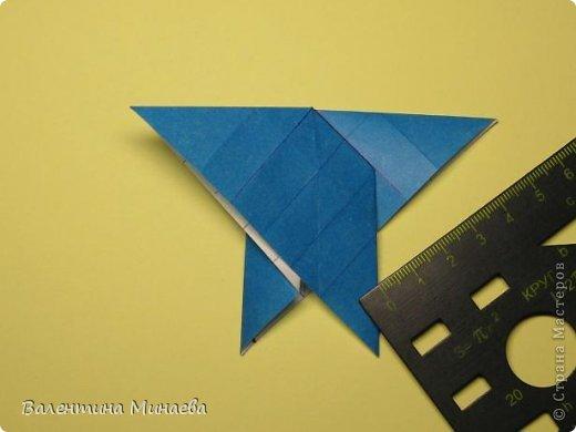 Name: Curly tulip Designer: Valentina Minayeva Parts: 30 Paper: 10,0 x 10,0  10,0 with glue AND... фото 24