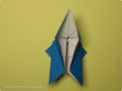 Name: Curly tulip Designer: Valentina Minayeva Parts: 30 Paper: 10,0 x 10,0  10,0 with glue AND... фото 31