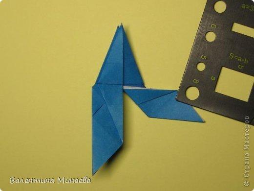 Name: Curly tulip Designer: Valentina Minayeva Parts: 30 Paper: 10,0 x 10,0  10,0 with glue AND... фото 34