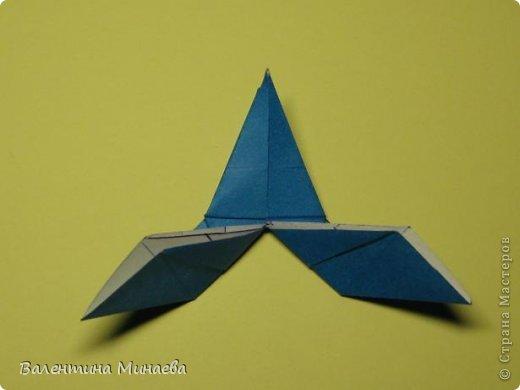 Name: Curly tulip Designer: Valentina Minayeva Parts: 30 Paper: 10,0 x 10,0  10,0 with glue AND... фото 35