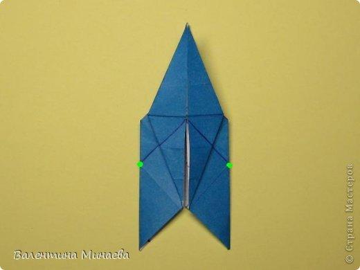 Name: Curly tulip Designer: Valentina Minayeva Parts: 30 Paper: 10,0 x 10,0  10,0 with glue AND... фото 36
