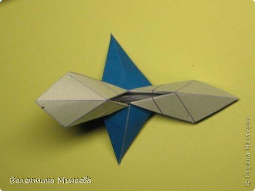 Name: Curly tulip Designer: Valentina Minayeva Parts: 30 Paper: 10,0 x 10,0  10,0 with glue AND... фото 38