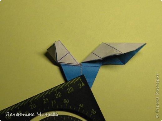 Name: Curly tulip Designer: Valentina Minayeva Parts: 30 Paper: 10,0 x 10,0  10,0 with glue AND... фото 43