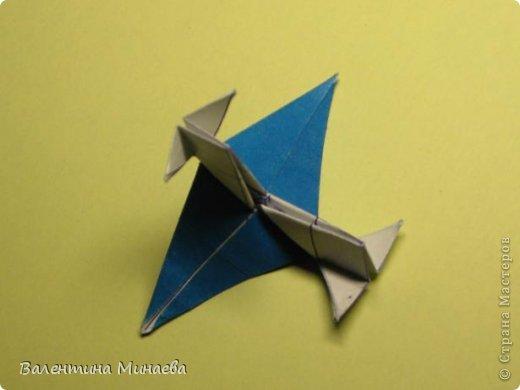 Name: Curly tulip Designer: Valentina Minayeva Parts: 30 Paper: 10,0 x 10,0  10,0 with glue AND... фото 44