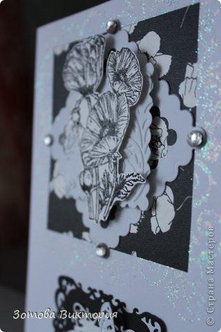 Эту отрытку делала по мотивам работ дизайнера Kittie Caracciolo. фото 9