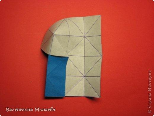 Name: Bonsai kusudama Designer: Valentina Minayeva Parts: 30 Paper: 9,5 x 9,5 10,0 without glue  Модераторам сайта показался данный МК недостаточно понятным, впрочем как и парочка других, поэтому не удивляйтесь, если фотографии с наипростейшими шагами будут сопровождаться разжеванными пояснениями с моей стороны :)  фото 10