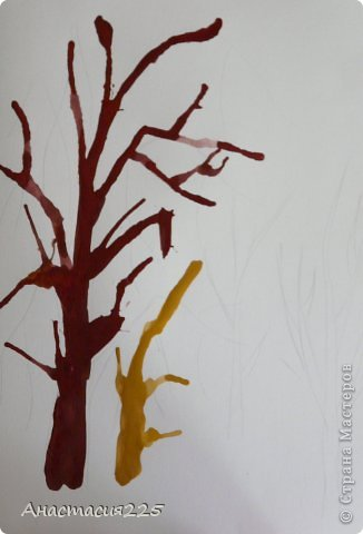 """""""Осенние деревья"""" фото 6"""