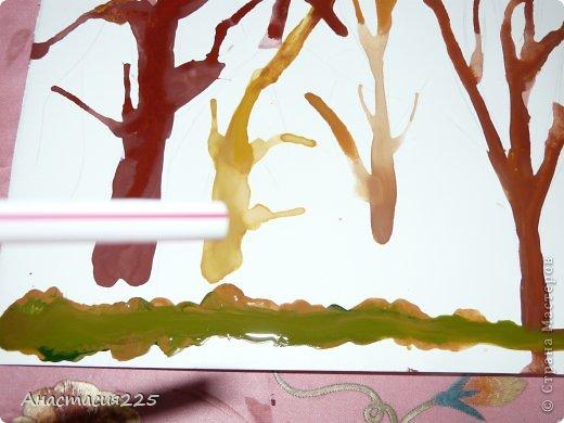 """""""Осенние деревья"""" фото 8"""