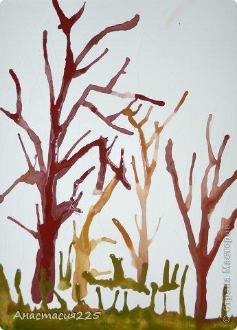 """""""Осенние деревья"""" фото 9"""