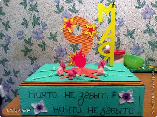 Большие поделки своими руками в детский сад