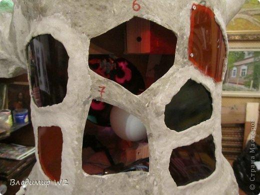 Мастер-класс Поделка изделие Папье-маше Лепка Менестреля  2-я часть  фото 2