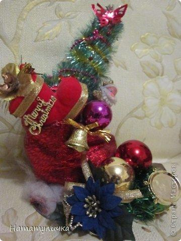 Доброго времени суток, дорогие мастерицы! Сотворила я вот такие подарочки на Новый год. За качество фото прошу извинить. фото 21