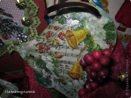 Доброго времени суток, дорогие мастерицы! Сотворила я вот такие подарочки на Новый год. За качество фото прошу извинить. фото 14