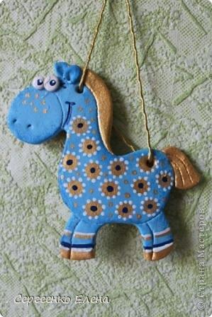 лошадка из соленого теста с фото инструкцией - picasso-baget.ru